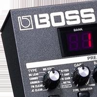 Logiciel pour pédalier GT-8 Boss